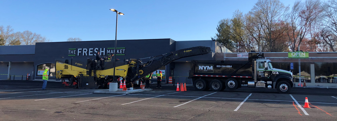 New York Milling and Paving Services
